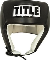 Title Competition Headgear WO Cheek